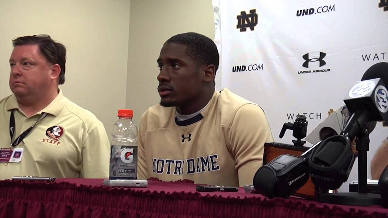 E. Golson FSU Post Game Presser