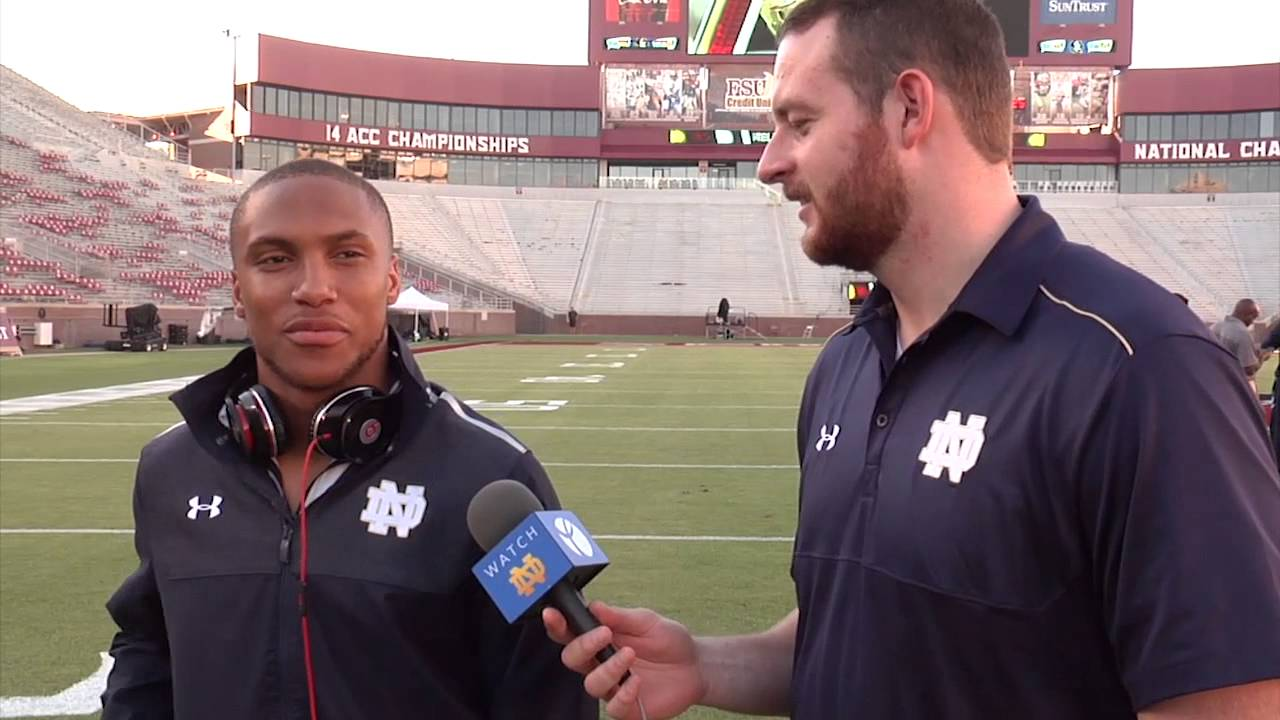 FB - Arrival At FSU, Riggs Interview