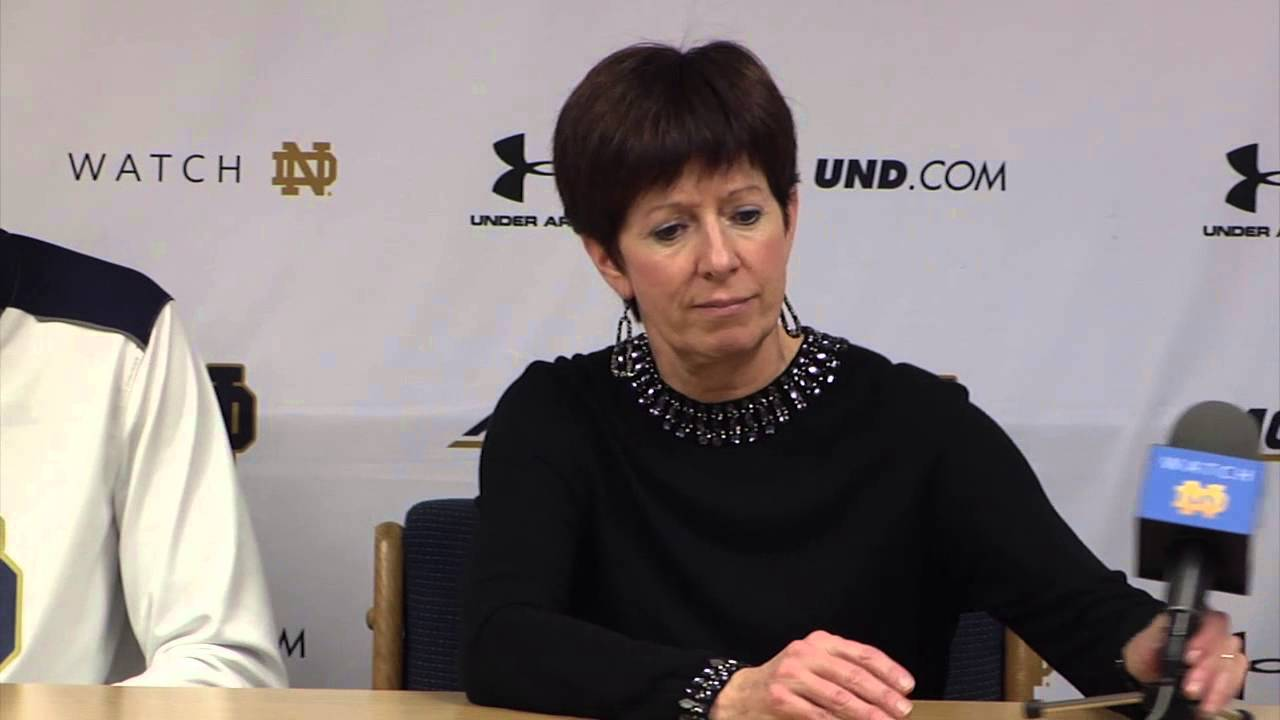 WBB - Holy Cross Post Game Press Conference