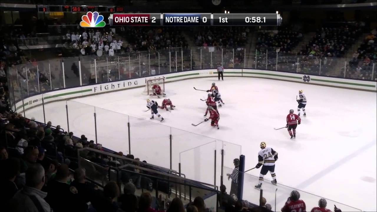 HKY vs. Ohio State Highlights