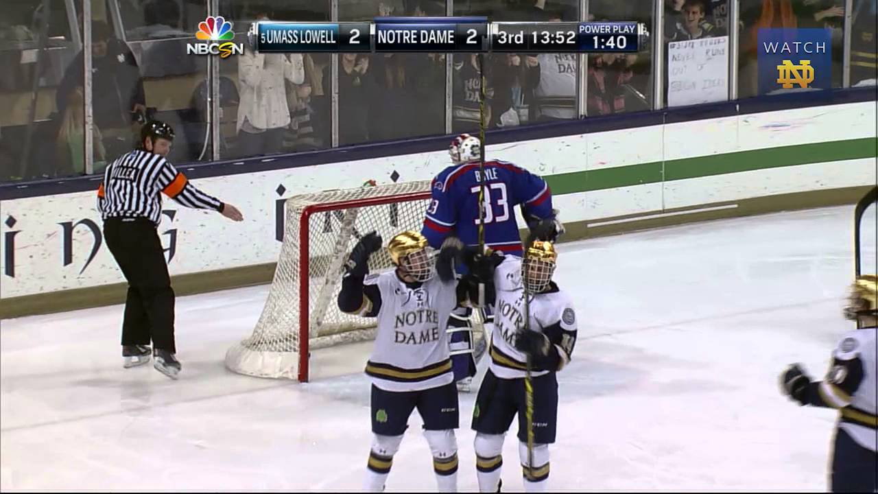 HKY vs. UMass-Lowell Friday Highlights
