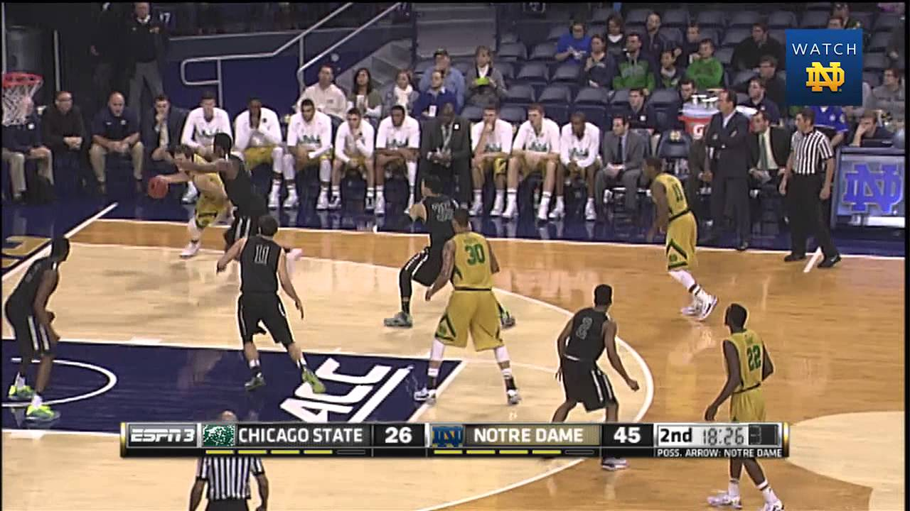 MBB vs. Chicago State Highlights