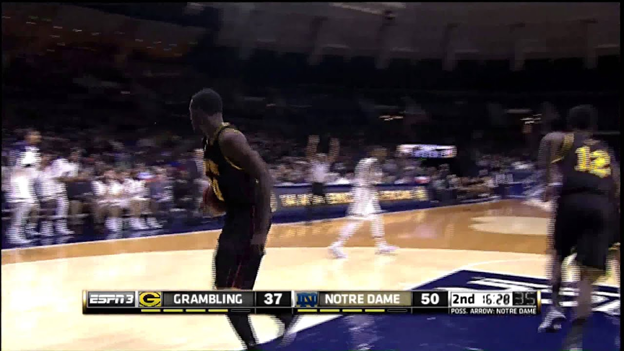 MBB Grambling State Highlights