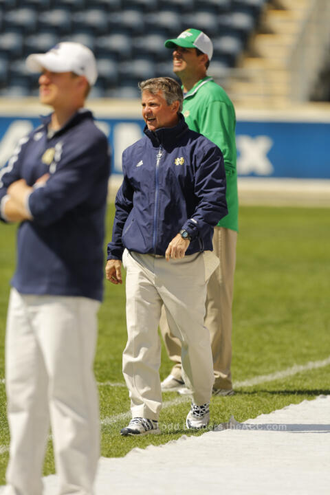 In 2014, head coach Kevin Corrigan and the Fighting Irish won the ACC Tournament and advanced to Championship Weekend for the third time in the last five seasons.