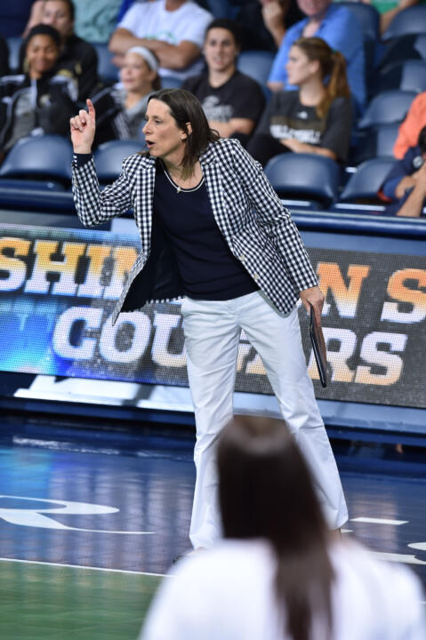 Debbie Brown won 519 games during her 24-year Notre Dame tenure.