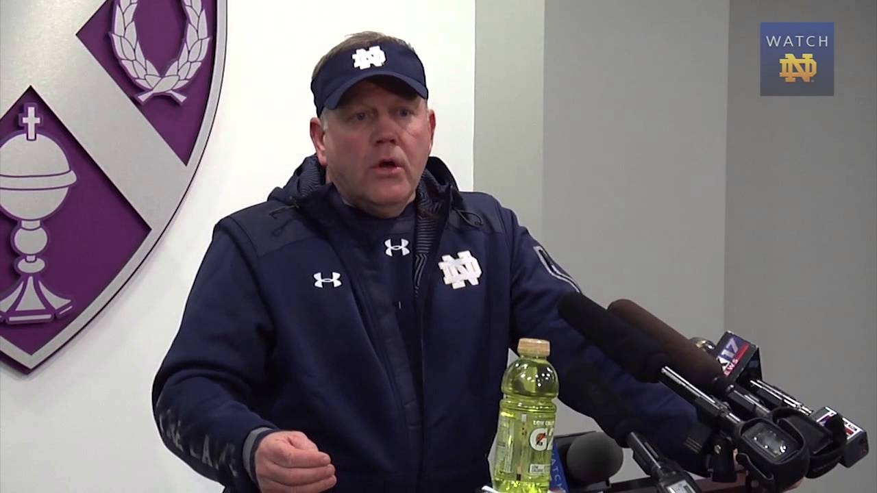 FB - Coach Kelly Media Session Dec. 26, 2014