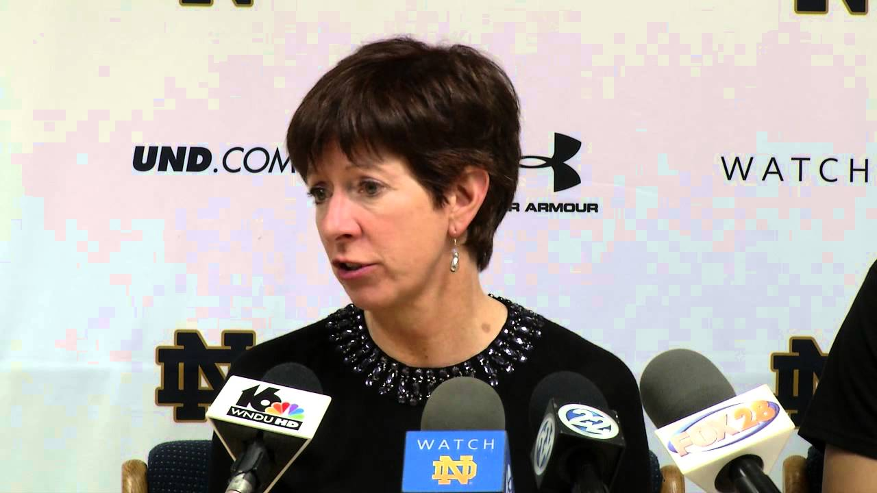 WBB - Michigan Post Game Press Conference