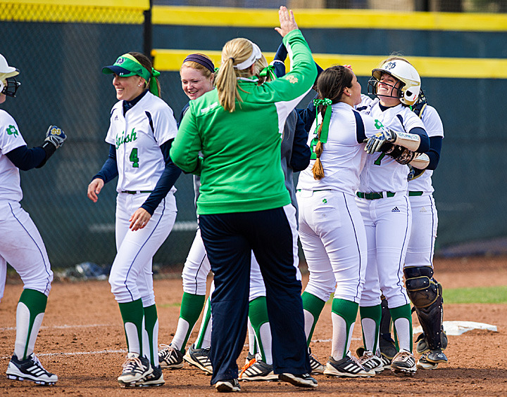 Notre Dame will open 2015 ranked in the NFCA poll for the sixth time in program history after checking in at No. 22 in the preseason NFCA top 25 rankings that were announced on Tuesday