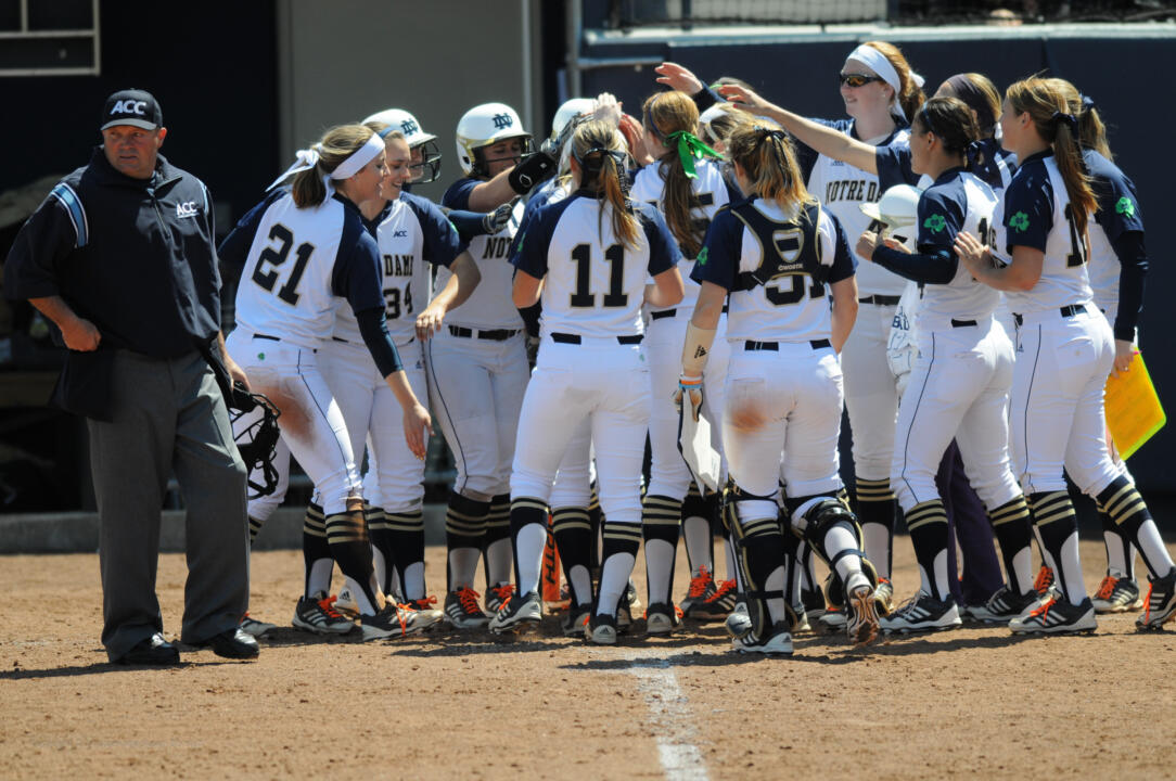 Notre Dame opens the 2015 season ranked for the first time in the ESPN.com/USA Softball Collegiate Top 25 Preseason Poll after being slotted 21st in the rankings on Tuesday