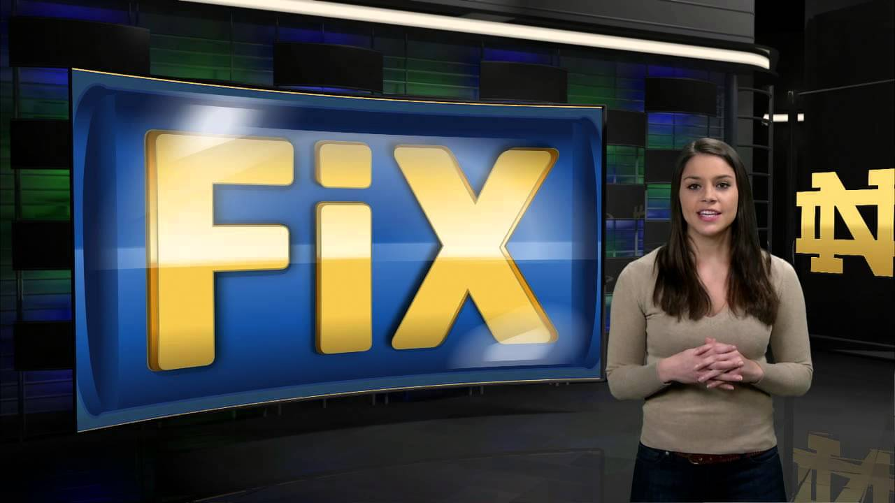 Fighting Irish Xtra 1/20/15
