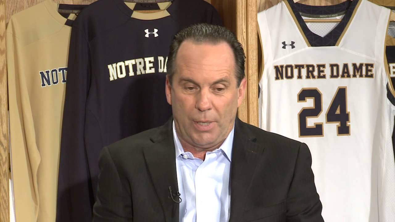 MBB - Coach Brey Pitt Game Preview