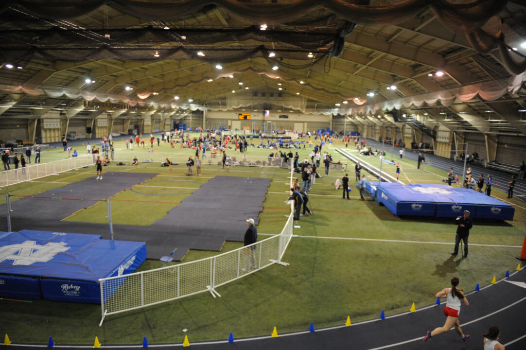 The Meyo Track at the Loftus Sports Center will play host to the 28th-annual Meyo Invitational, hosting nearly 1,000 participants, this Friday and Saturday.