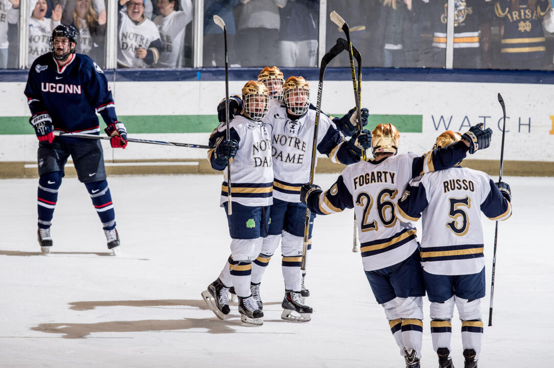 Notre Dame to Host Hockey East Playoffs, March 6-8 – Notre Dame