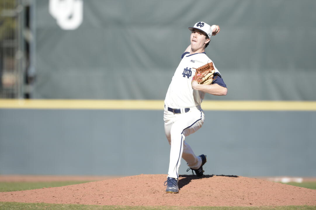 Freshman pitcher Peter Solomon picked up his first career win Friday afternoon against SIU-Edwardsville.