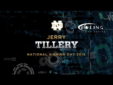 Jerry Tillery - 2015 Notre Dame Football Signee