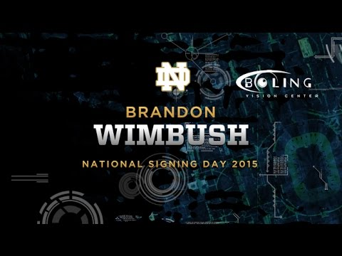 Brandon Wimbush - 2015 Notre Dame Football Signee