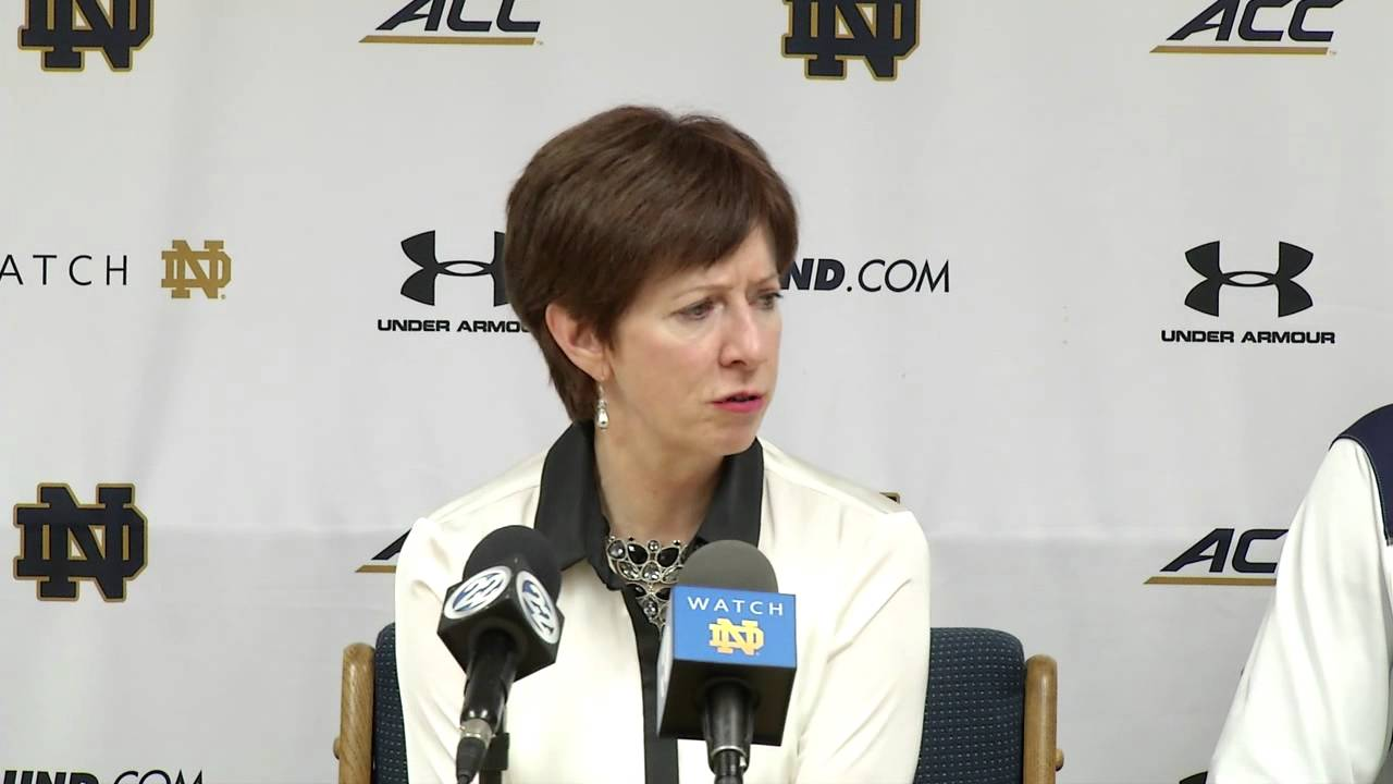 WBB - Virginia Post Game Press Conference