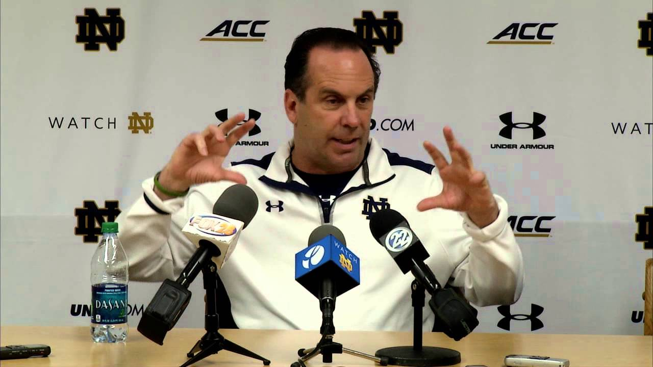 Mike Brey Teleconference - February 5th