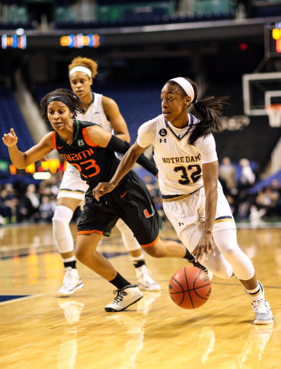 Notre Dame junior guard Jewell Loyd, the 2015 ACC Player of the Year and ACC Tournament MVP, sits down with IRISH EXTRA for this edition of 'Things I Know.'
