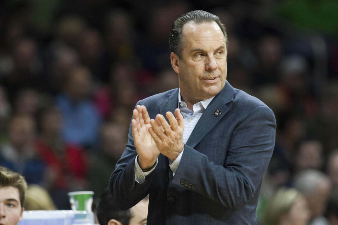 Mike Brey and the Irish head to Greensboro this week with plenty of momentum.