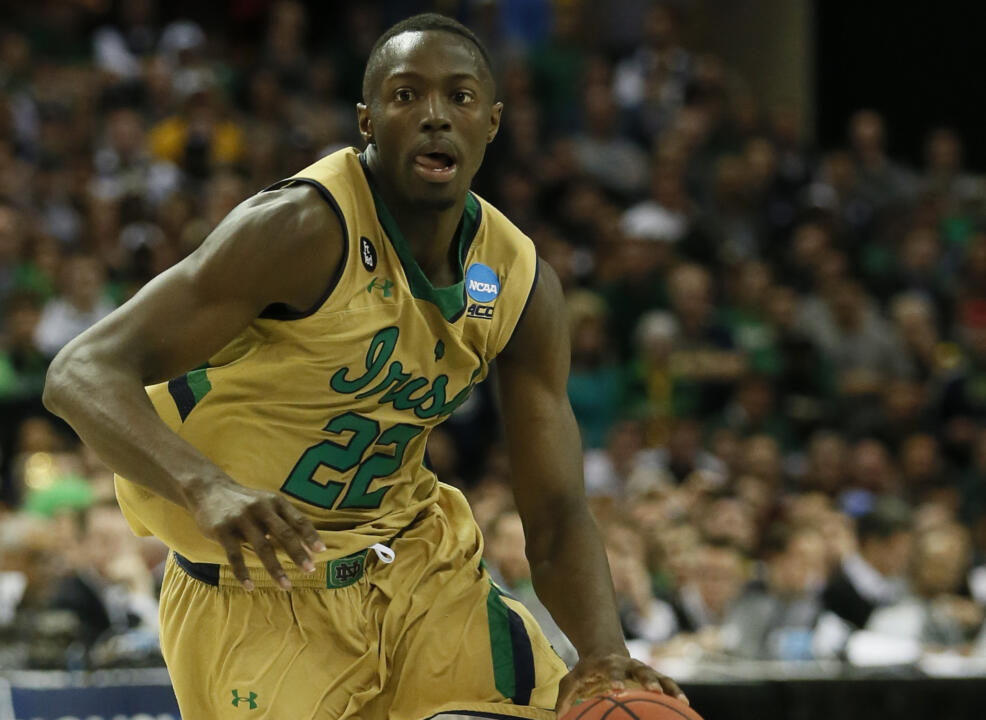 Jerian Grant become the first Notre Dame guard to earn first team All-America honors since Austin Carr in 1971.
