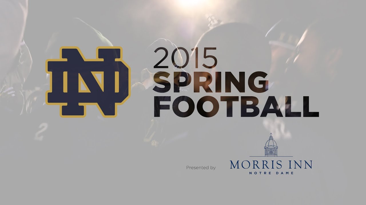 FB - Spring Practice - March 18, 2015