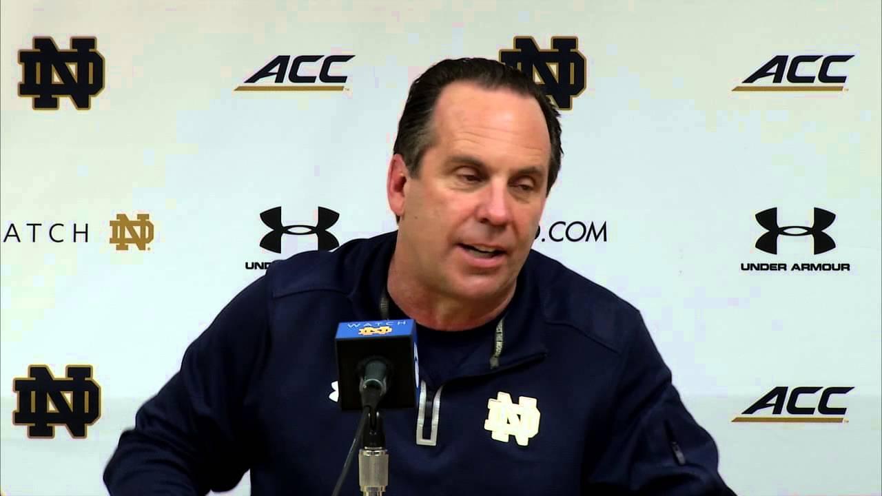 MBB - Coach Brey Selection Sunday Press Conference