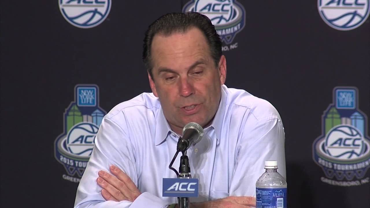 MBB - ACC Semifinals vs. Duke Post Game Presser
