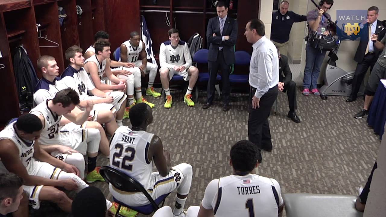 Irish Connection - MBB ACC Quarterfinal Win