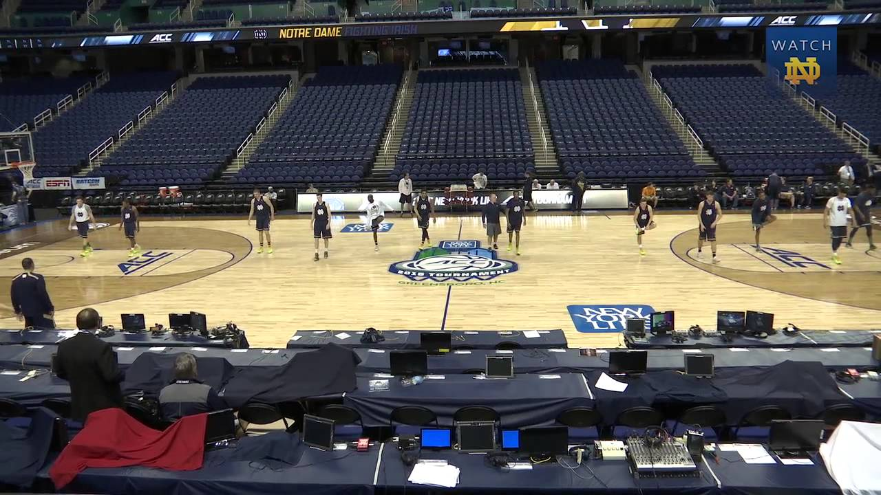 MBB at ACC Championship - Day Two