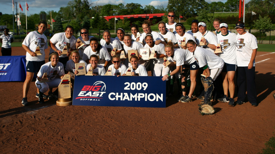 Notre Dame capped the 2000s with its fifth BIG EAST tournament title of the decade in 2009