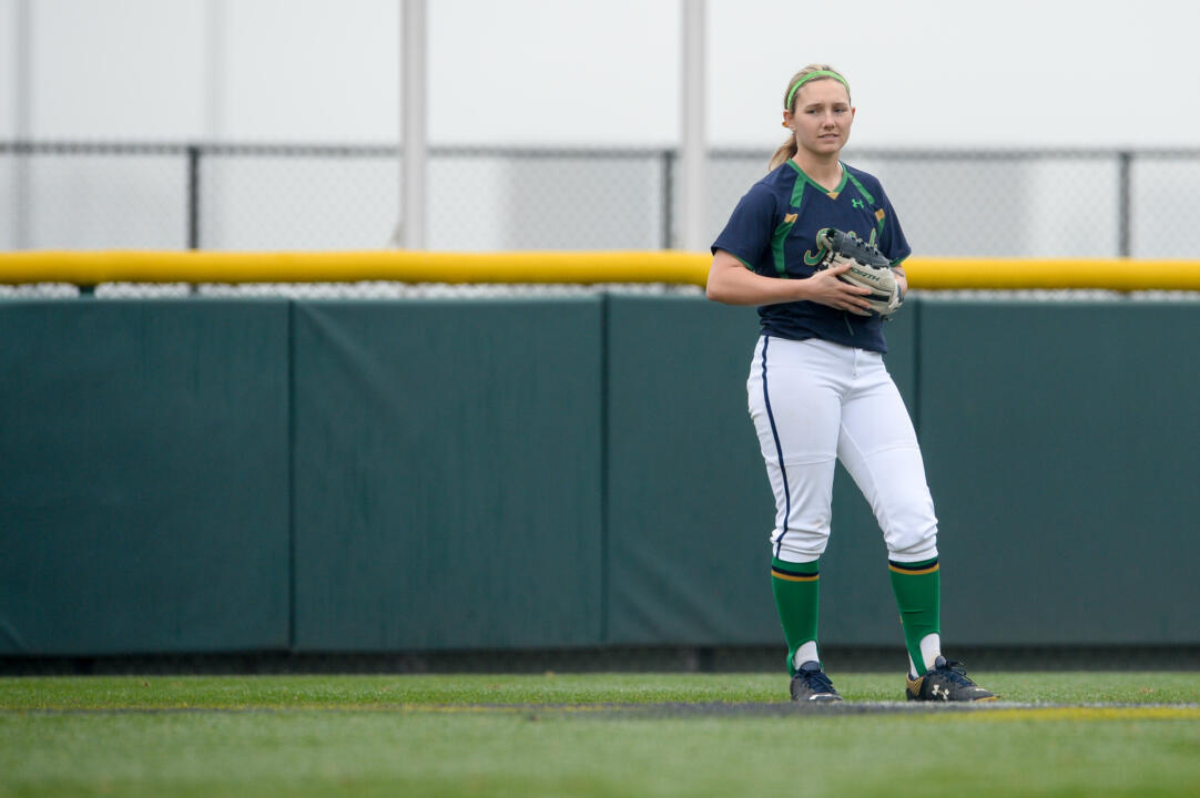 Senior co-captain Emilee Koerner was selected in the fourth round by the defending champion USSSA Pride during the 2015 NPF College Draft