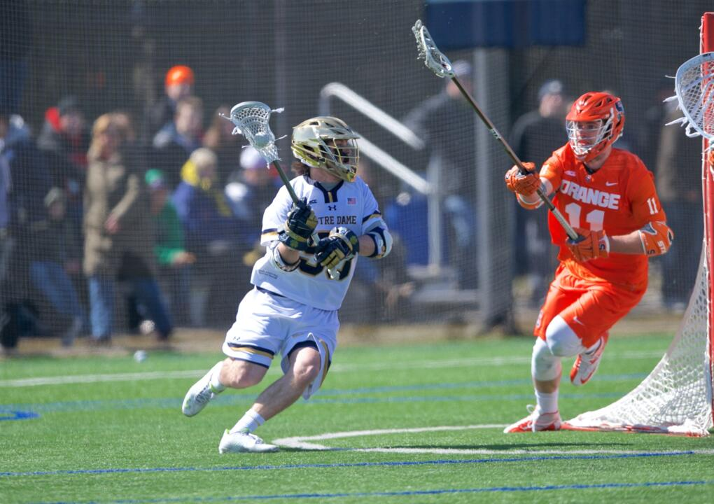 Matt Kavanagh earned all-ACC honors for the second straight year, one of eight players recognized as a repeat selection.