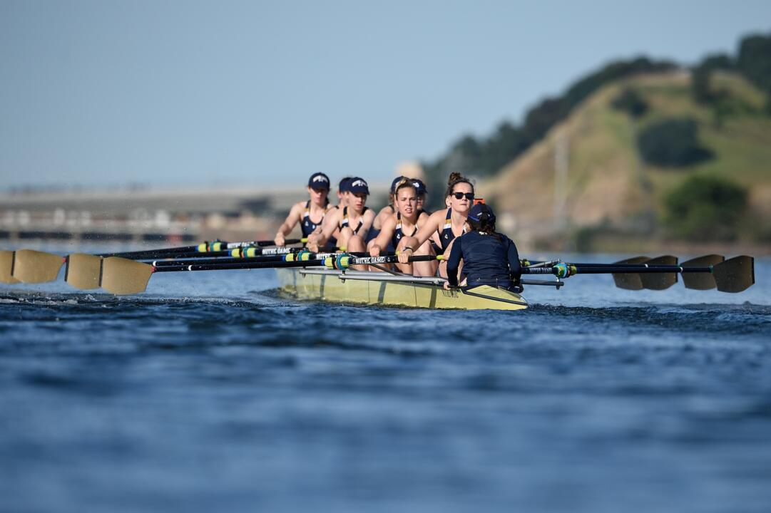 Notre Dame scored 117 total points to win the 2014 Dale England Cup on Lake Lemon