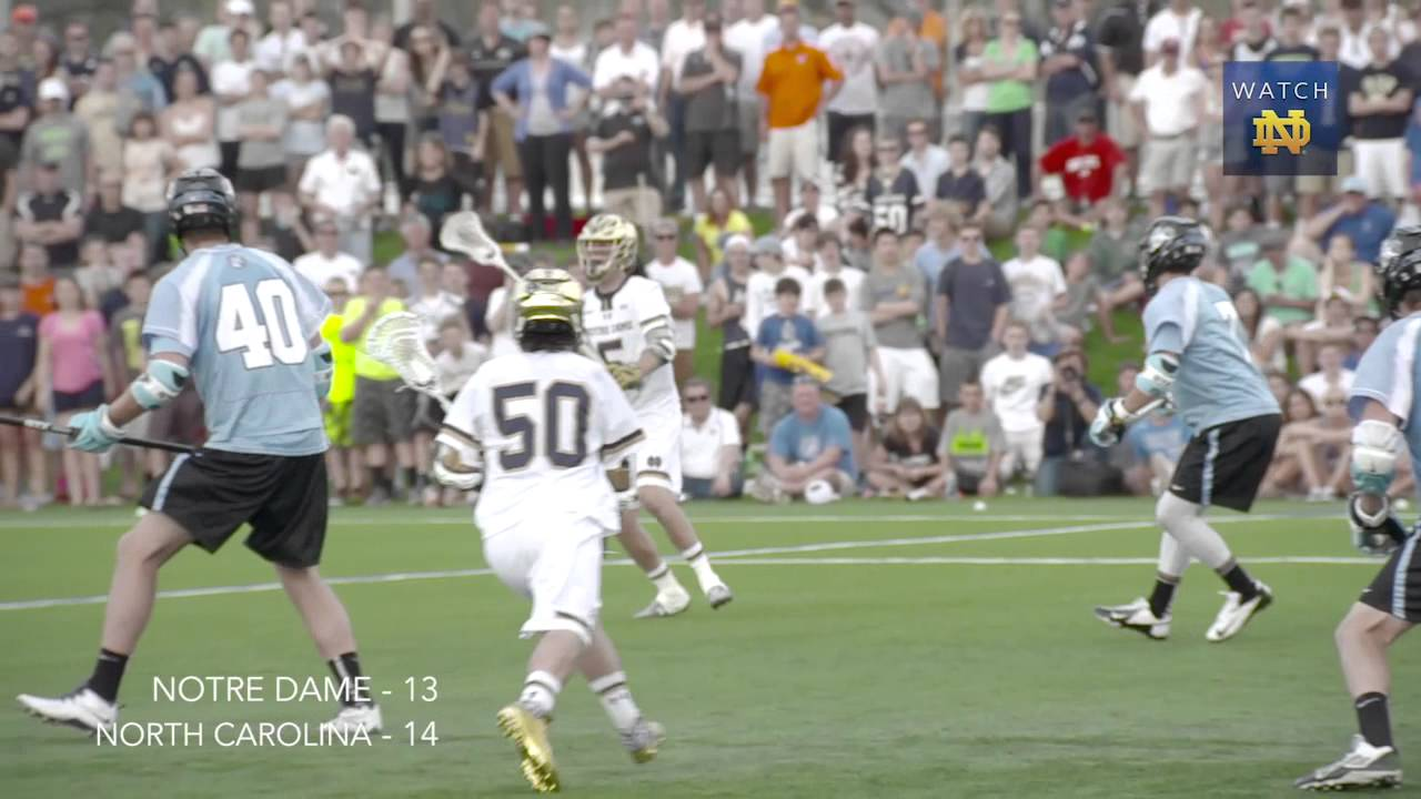 Irish Connection - MLAX 86 Seconds To Go