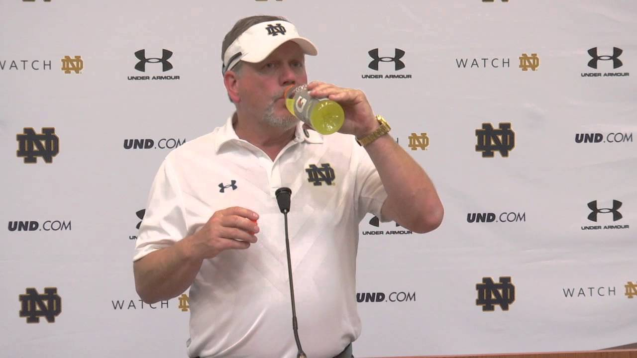 Coach Kelly Blue-Gold Post Game Presser