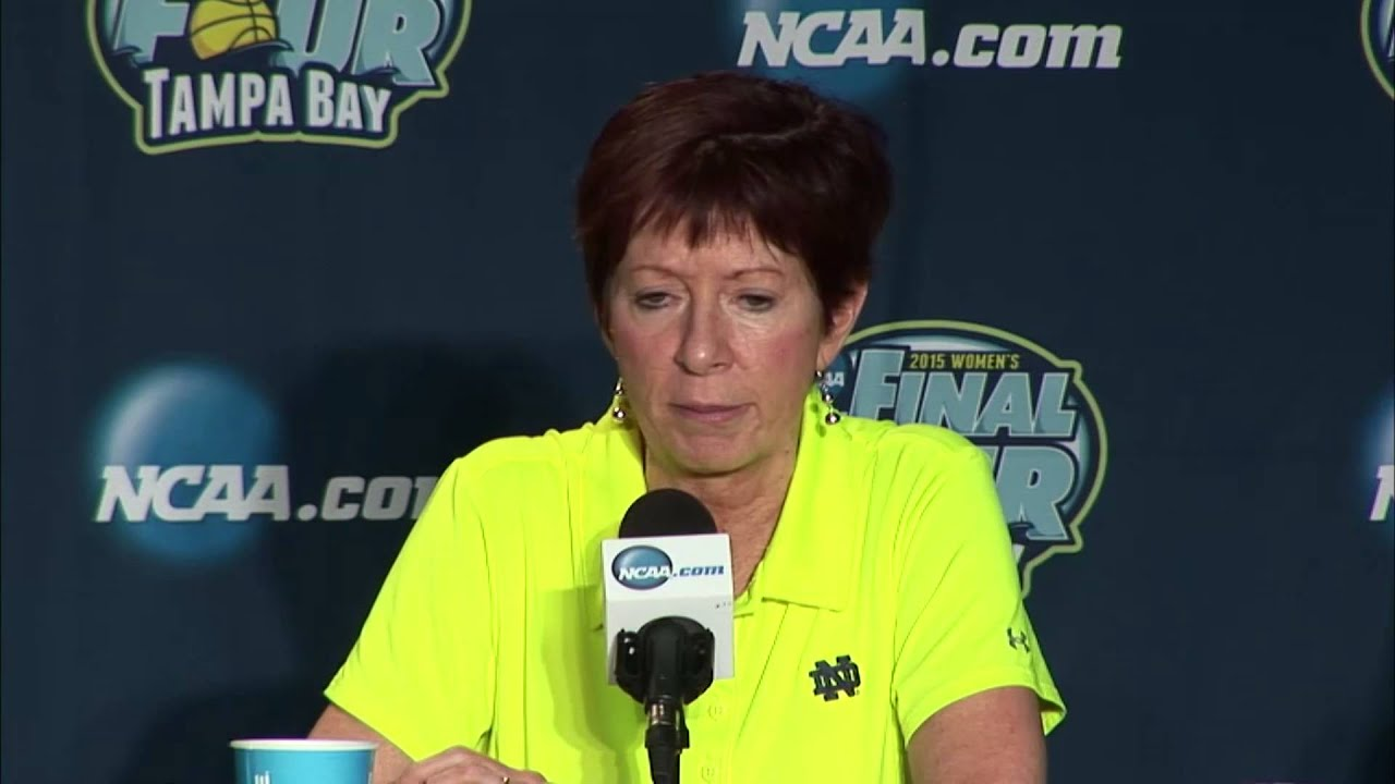 WBB - Coach McGraw Press Conference
