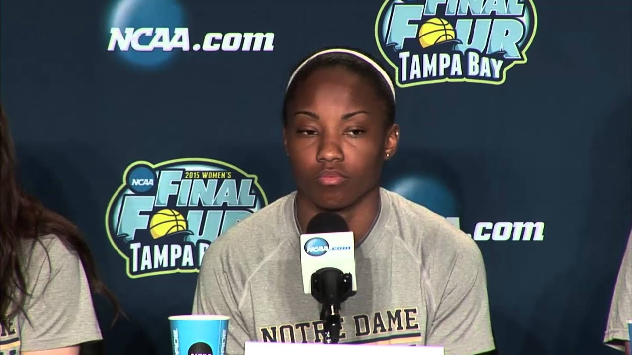 WBB - National Championship Preview Press Confernce