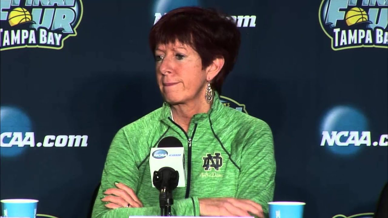 WBB - Final Four Press Conference
