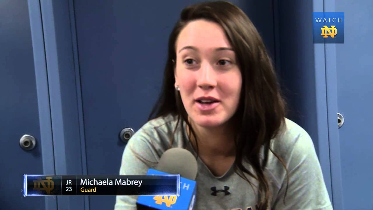 WBB - Final Four Player Interviews