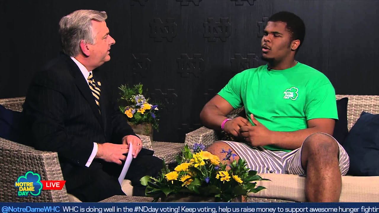 ND Day - J. Tillery Interview