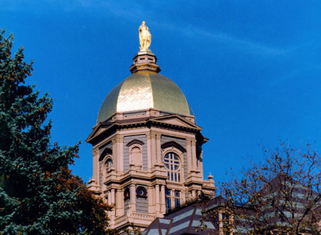 The University of Notre Dame saw 17 of its varsity sports programs honored with APR Public Recognition Awards Wednesday.