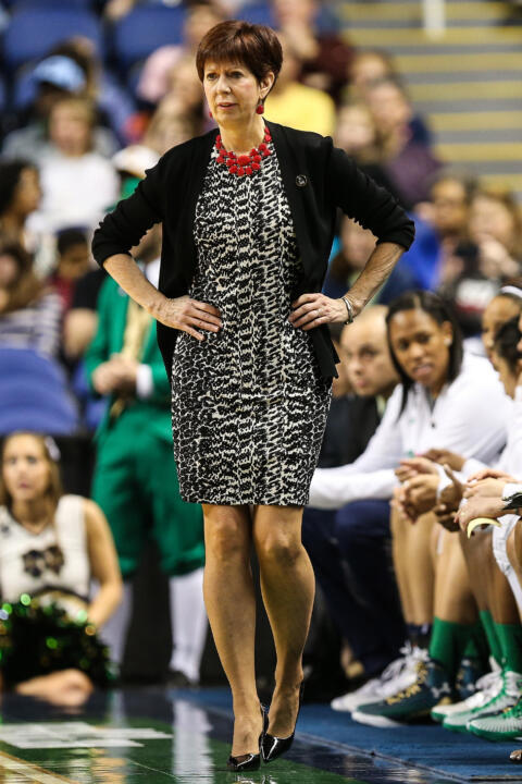 For the second time in three appearances in the Big Ten/ACC Challenge, Notre Dame head coach Muffet McGraw will go up against one of her former assistants, as the Fighting Irish are slated to play host to Ohio State (and head coach Kevin McGuff) on Dec. 2 at Purcell Pavilion.