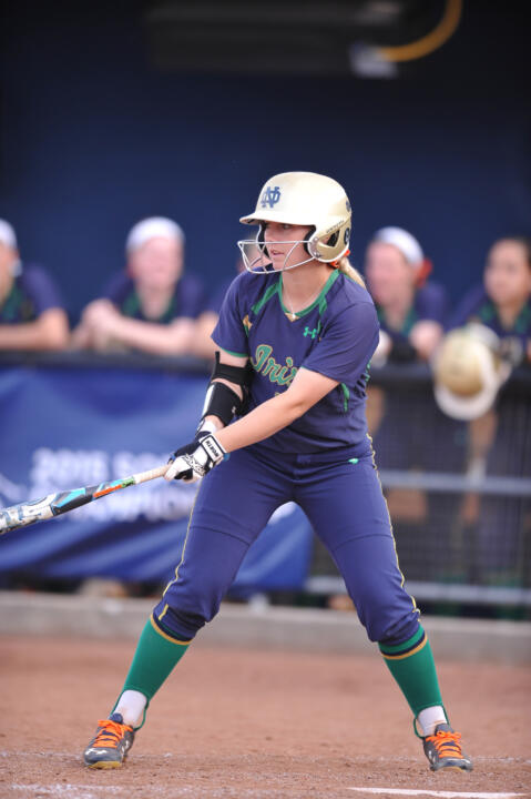 2015 ACC Player of the Year Emilee Koerner signed her first professional contract with the USSSA Pride of the NPF on Tuesday