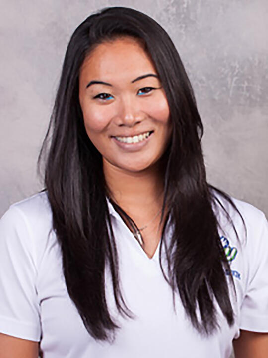 Former Pacific swimmer April Woo has joined the Irish staff as an assistant coach under head coach Mike Litzinger.