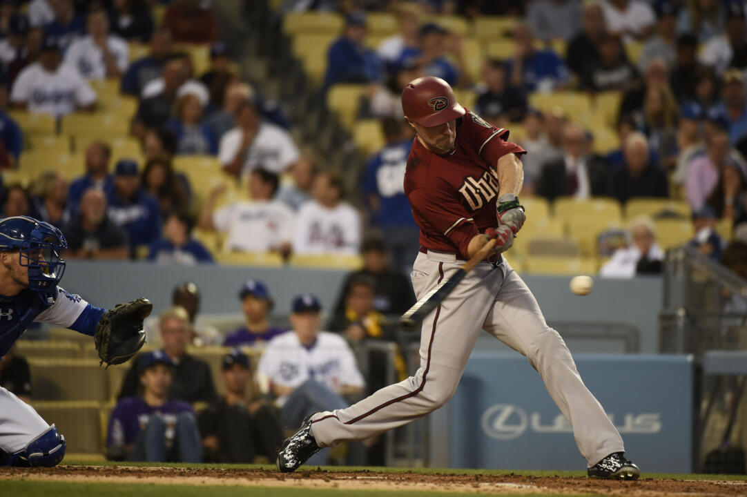 Former Notre Dame star A.J. Pollock (2007-09) played in his first MLB All-Star Game Tuesday night.