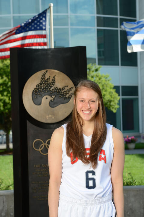 Notre Dame freshman guard Ali Patberg will fulfill a lifelong dream Sunday when she puts on a USA Basketball jersey for the first time as the USA U19 World Championship Team faces Australia in an exhibition tournament game at noon (ET) in Murcia, Spain.