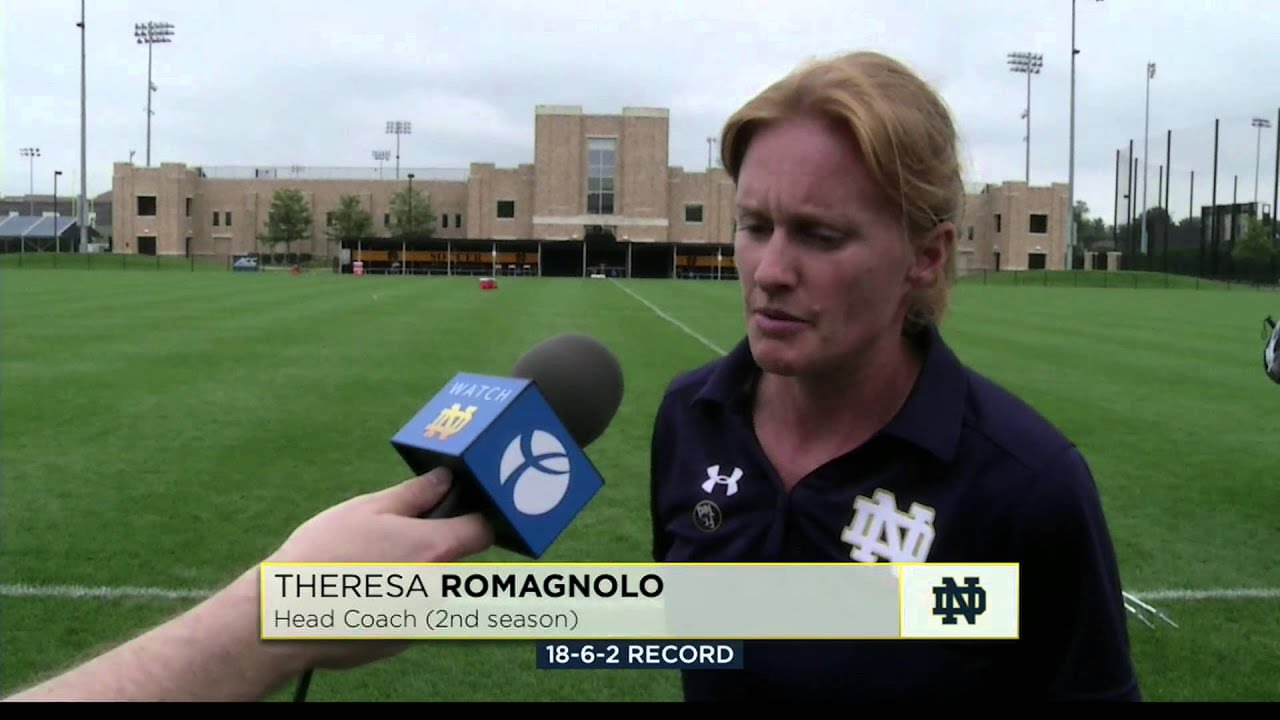 Notre Dame vs Portland Women's Soccer Highlights