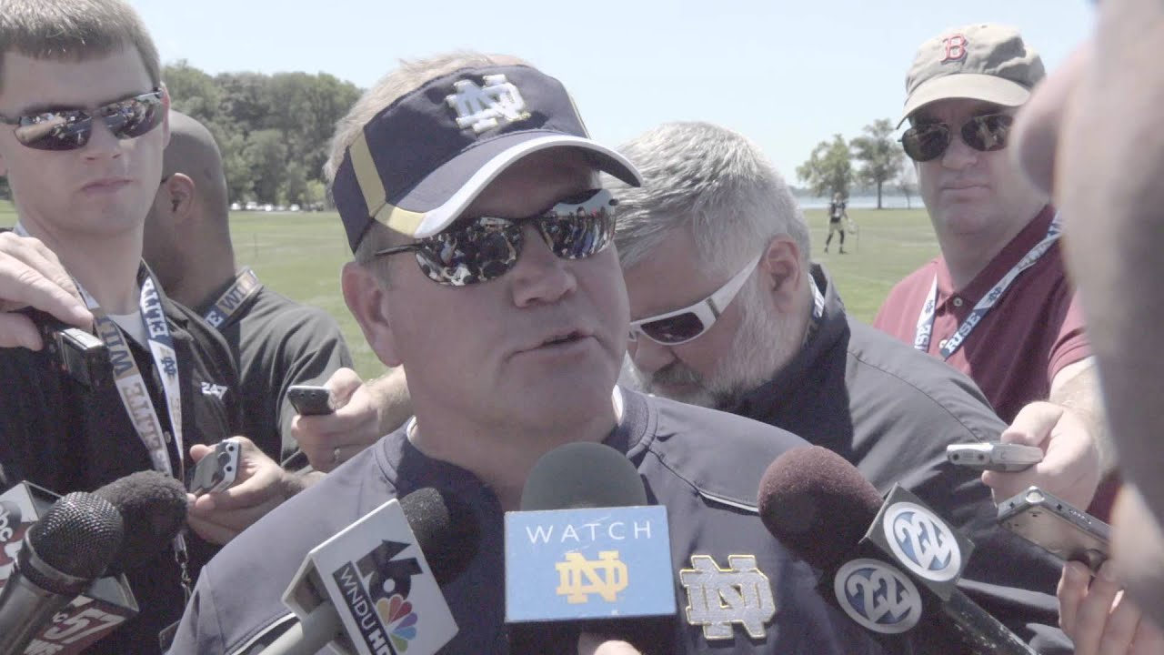 Coach Kelly Media Session - Aug. 5, 2015