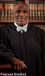 Justice Alan Page ('67, football)